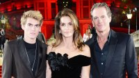 Cindy Crawford and Rande Gerber Are Beside Themselves Over Son Presley Gerber