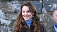 Duchess Kate Middleton Wears Khakis - February 12, 2020