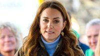 Duchess Kate on 'Terrifying' Post-Baby Debut After Prince George's Birth