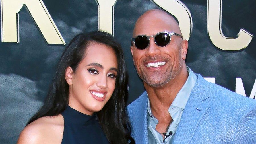 Dwayne Johnson's Daughter Simone Joins WWE Family