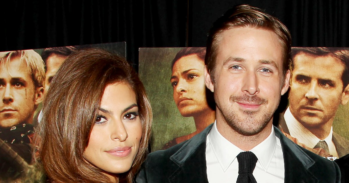 Eva Mendes Can't Stop Gushing Over Ryan Gosling's 'Incredible' Cooking