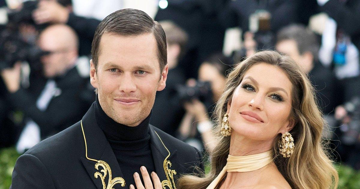 Gisele Addresses Where She'll Live Amid Rumors Tom Brady Is Leaving Pats