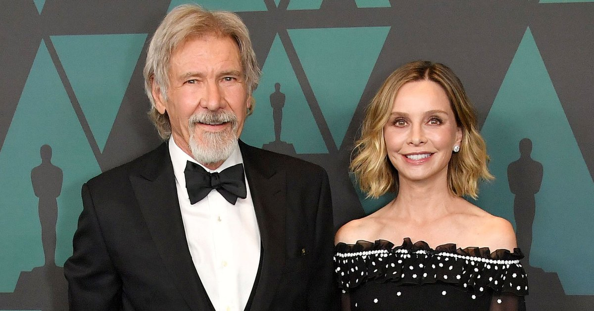 Harrison Ford Reveals the Key to His and Calista Flockhart's Lasting Marriage