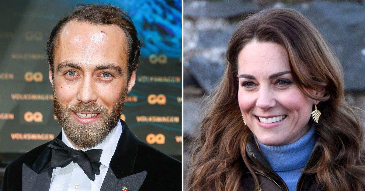James Middleton Praises 'Wonderful' Sister Duchess Kate in Rare Post