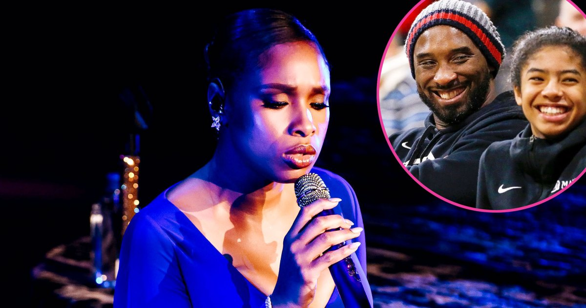 Jennifer Hudson Pays Tribute to Kobe and Gianna at 2020 NBA All-Star Game