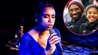Jennifer Hudson Pays Tribute to Kobe Gianna 2020 NBA All-Star Game