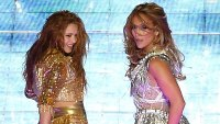 Jennifer Lopez and Shakira Got in Shape for Super Bowl Performance With a Natural Diet and Cardio Workouts