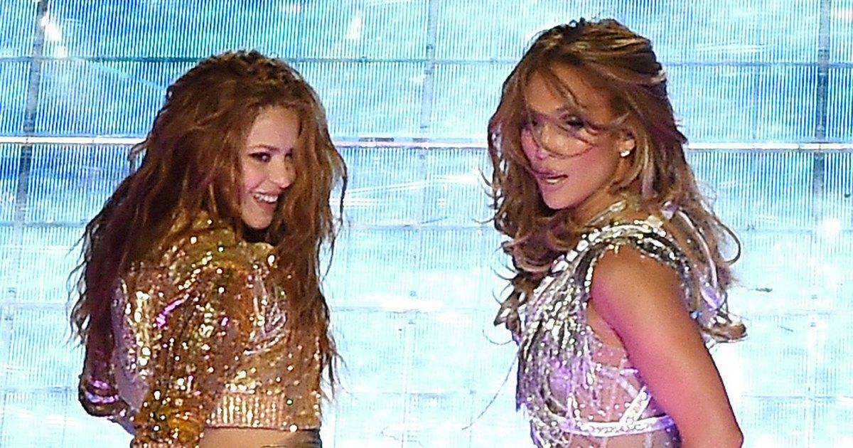 Here's How Jennifer Lopez, Shakira Got in Shape for Super Bowl Performance