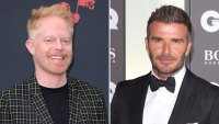 Jesse Tyler Ferguson Recalls How He Ended Up in a Hot Tub With David Beckham