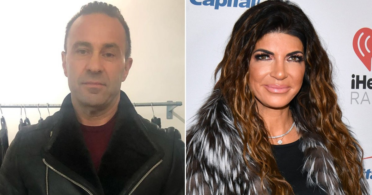Joe Giudice Says Marriage Was Over When Teresa Refused to Sleep With Him
