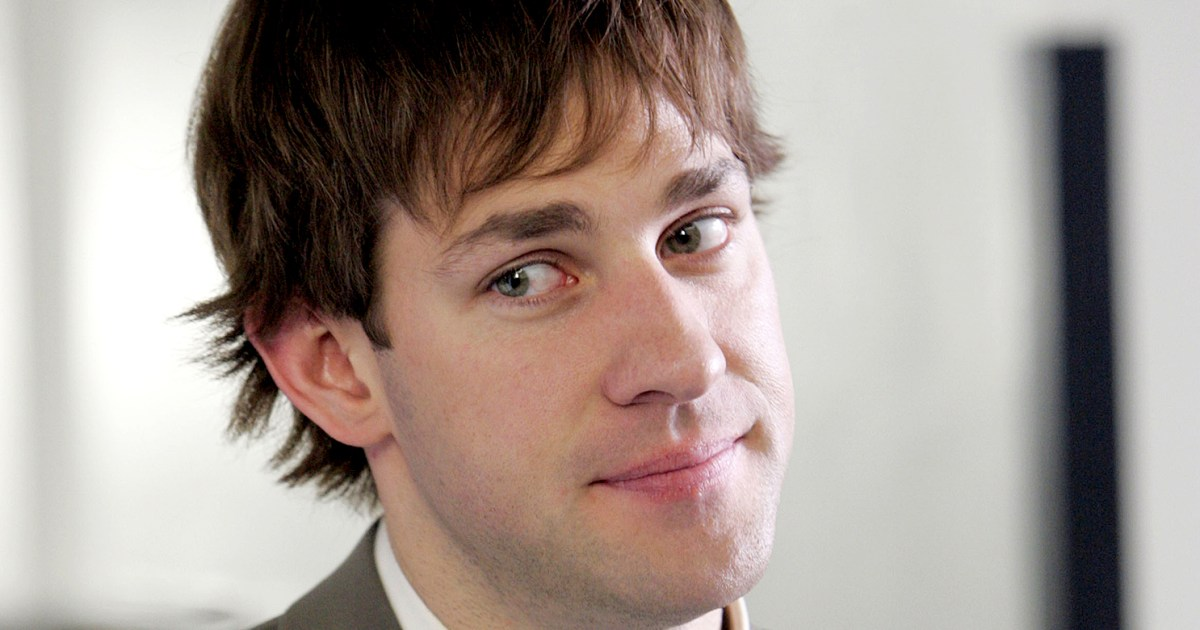 John Krasinski Would 'Absolutely Love' to Do a Reunion of 'The Office'