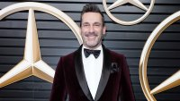 Jon Hamm Mercedes-Benz Annual Academy Awards Viewing Party Oscars 2020