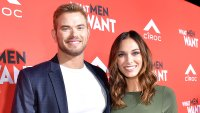 Kellan Lutz and Wife Brittany Gonzales
