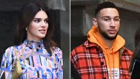 Kendall Jenner Attends Super Bowl 2020 With Ex Ben Simmons
