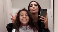 Kim Kardashian Shares Adorable TikTok With Daughter North West