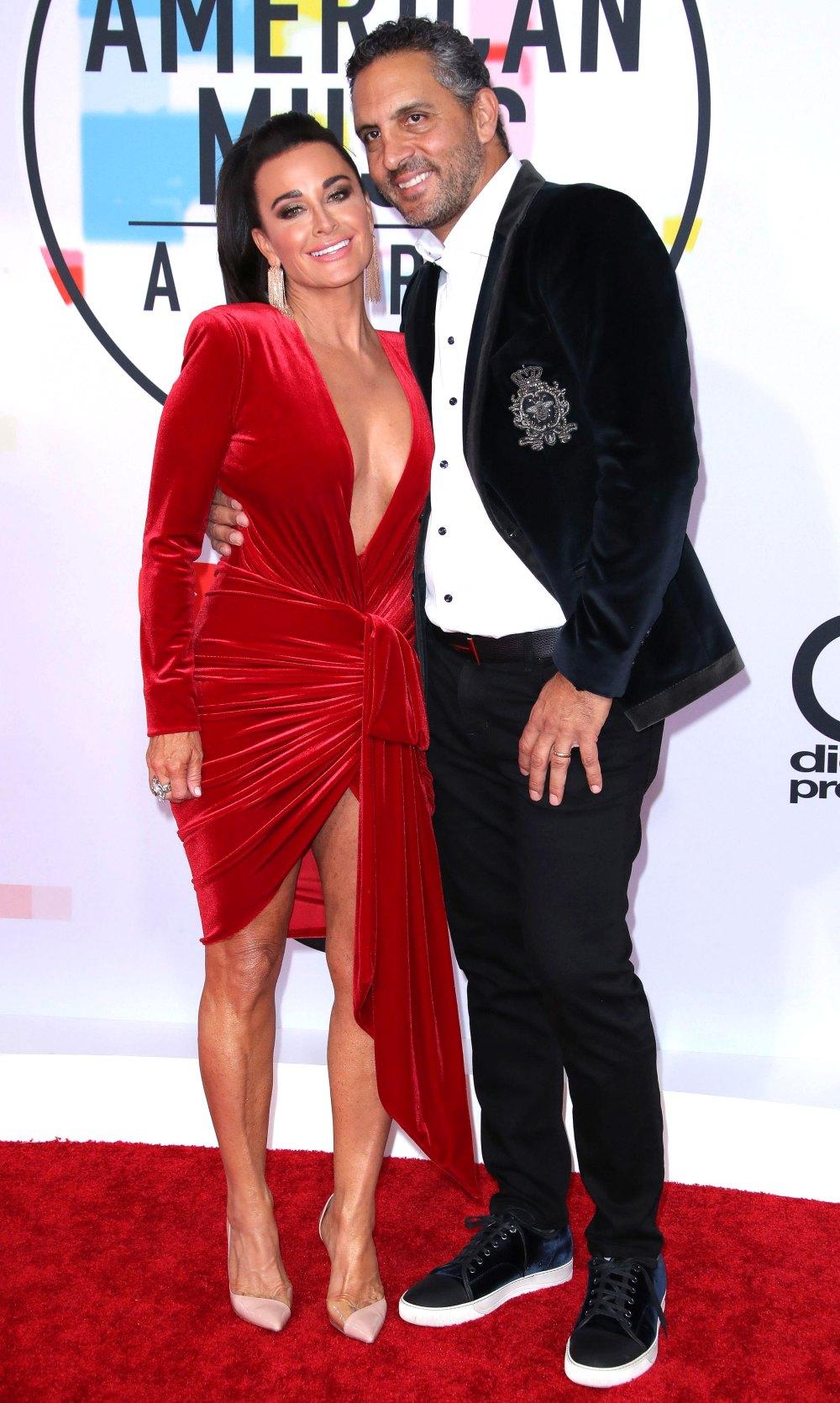 Kyle Richards partage un long mariage secret avec Mauricio Umansky