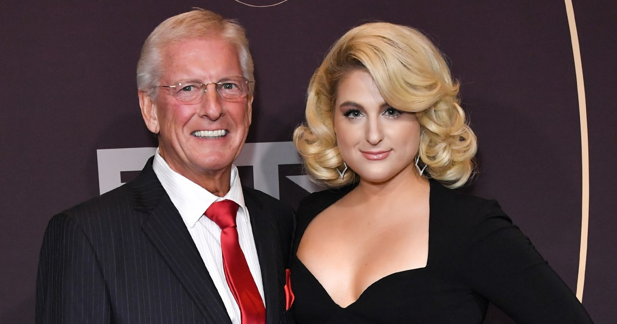 Meghan Trainor Speaks Out After Dad Was Hit By Car: 'Strongest Man I Know'