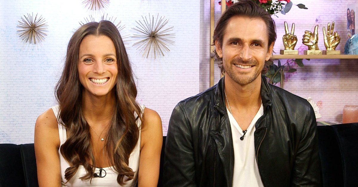 Melissa Ambrosini, Nick Broadhurst Recall Getting Engaged Within 2 Weeks