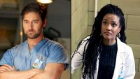 New Amsterdam Stars Weigh in Max and Sharpe Romantic