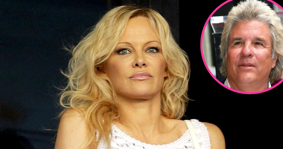 Pamela Anderson Reacts to Jon Peters' Claims He Paid Her Bills