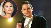 Pete Davidson Jokes About Ariana Grande Relationship Standup Special