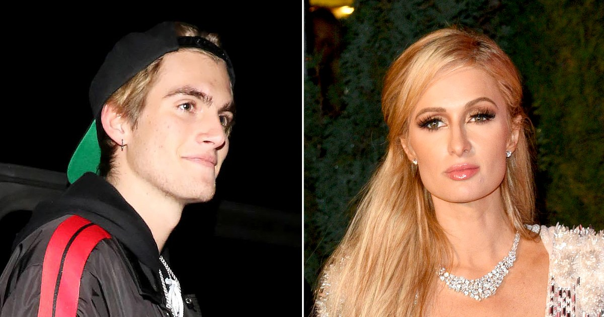 Presley Gerber Looks 'Unrecognizable' at Paris Hilton's Birthday Party