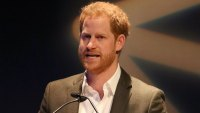 Prince Harry Asks to Be Called Just 'Harry' at 1st U.K. Event Since Canada Move