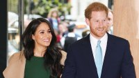 Meghan Markle and Prince Harry attend the WellChild Awards Ceremony Prince Harry Is Much Happier and More Relaxed in Canada