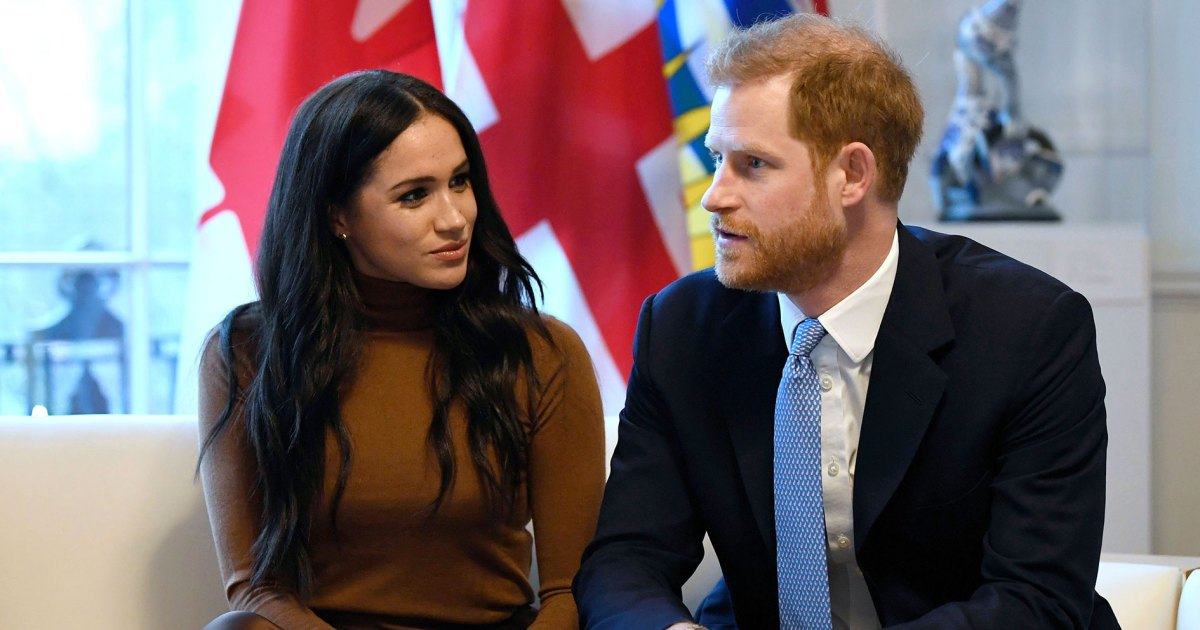 A Little Shade? Harry and Meghan Respond to 'Sussex Royal' Trademark Block