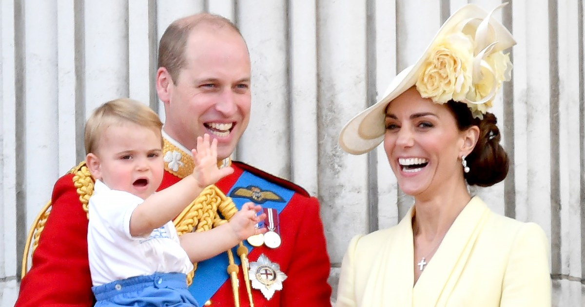 Prince William and Duchess Kate Went 'Lambing' With Their Kids