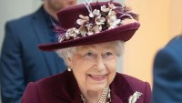 Queen Elizabeth's Brooch and Accessory February 25, 2020