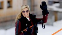 Queen Maxima Skiing Outfit February 25, 2020