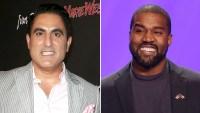 Reza-Farahan-Snaps-Photo-of-Kanye-West-Eating-at-NYC-Restaurant