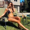 Rita Ora String Bikini Instagram