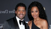 Russell Wilson Reveals How He's 'Pampering' Pregnant Wife Ciara