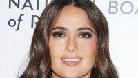Salma Hayek Claps Back Botox Haters On Instagram