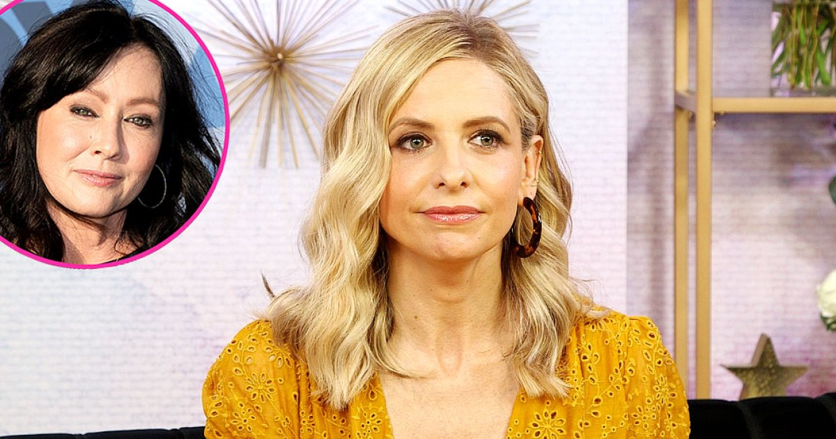 Sarah Michelle Gellar on Shannen Doherty: Cancer Doesn't 'Define Her'