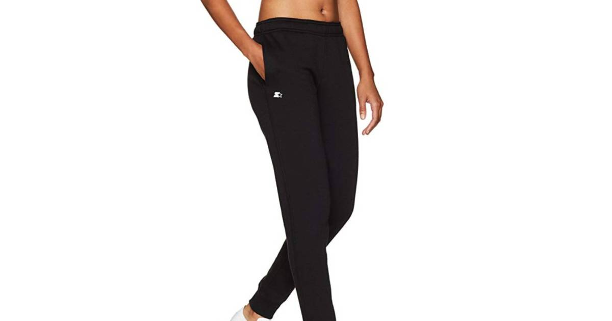 These Starter Joggers Are the Foundation for a Classic Athleisure Look