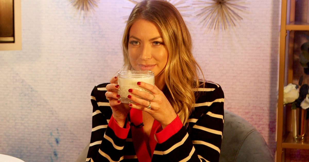Stassi Schroeder Reveals Her Celeb Hall Pass in 'Candlelight Confessions'