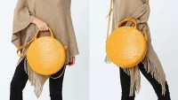 The Lovely Tote Co. Canteen Purse Circle Crossbody Bag copy