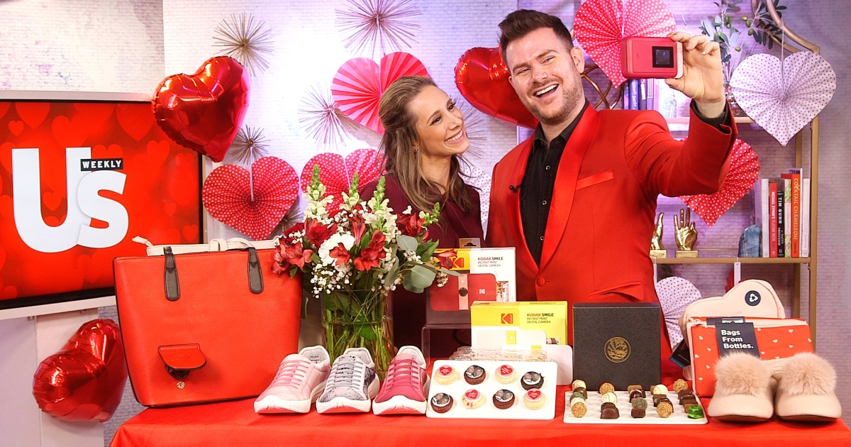 Us Weekly's Interactive Valentine's Day Gift Guide — Watch