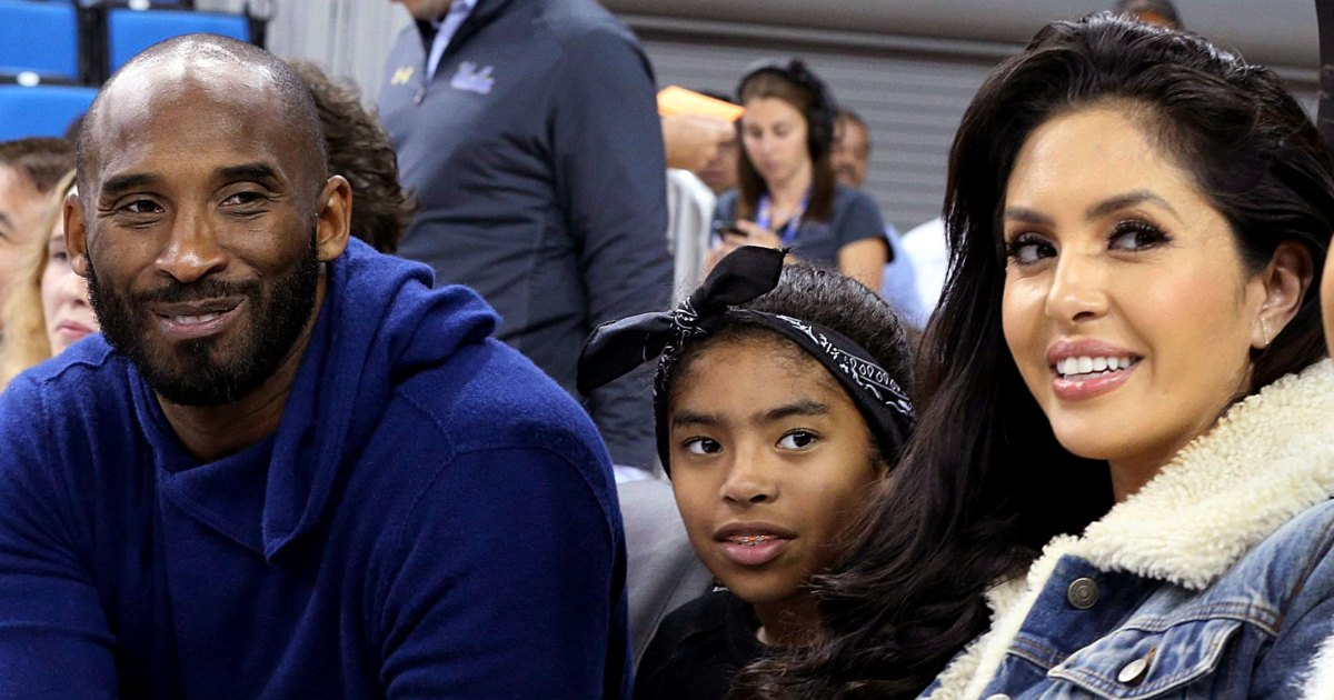 Vanessa Bryant Is Struggling 'Trying to Process' Life Without Kobe, Gianna
