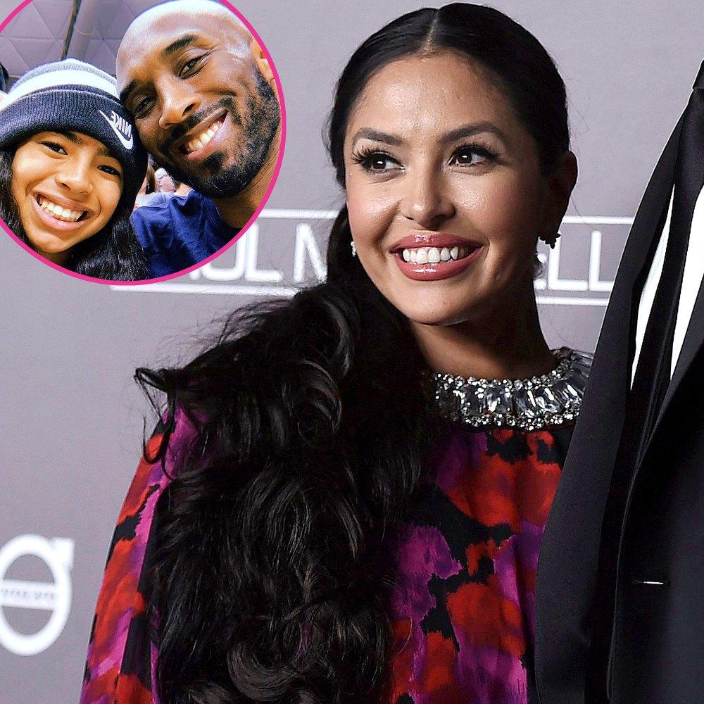 Vanessa Bryant rend hommage à Kobe Gianna avec un nouveau nom de fondation