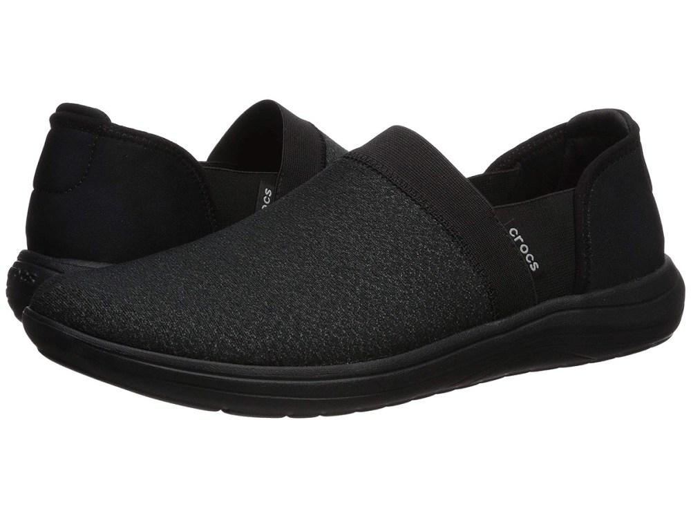 croc-slip-ons