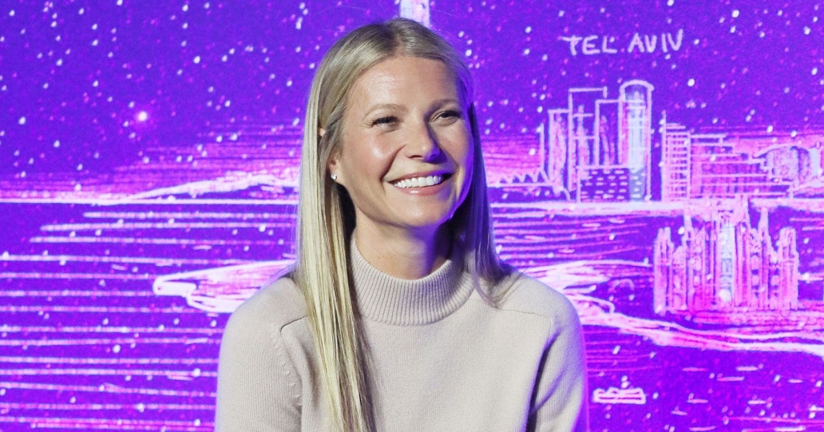 Gwyneth Paltrow Says Her Glow From This Vitamin C Serum Is 'Next Level'