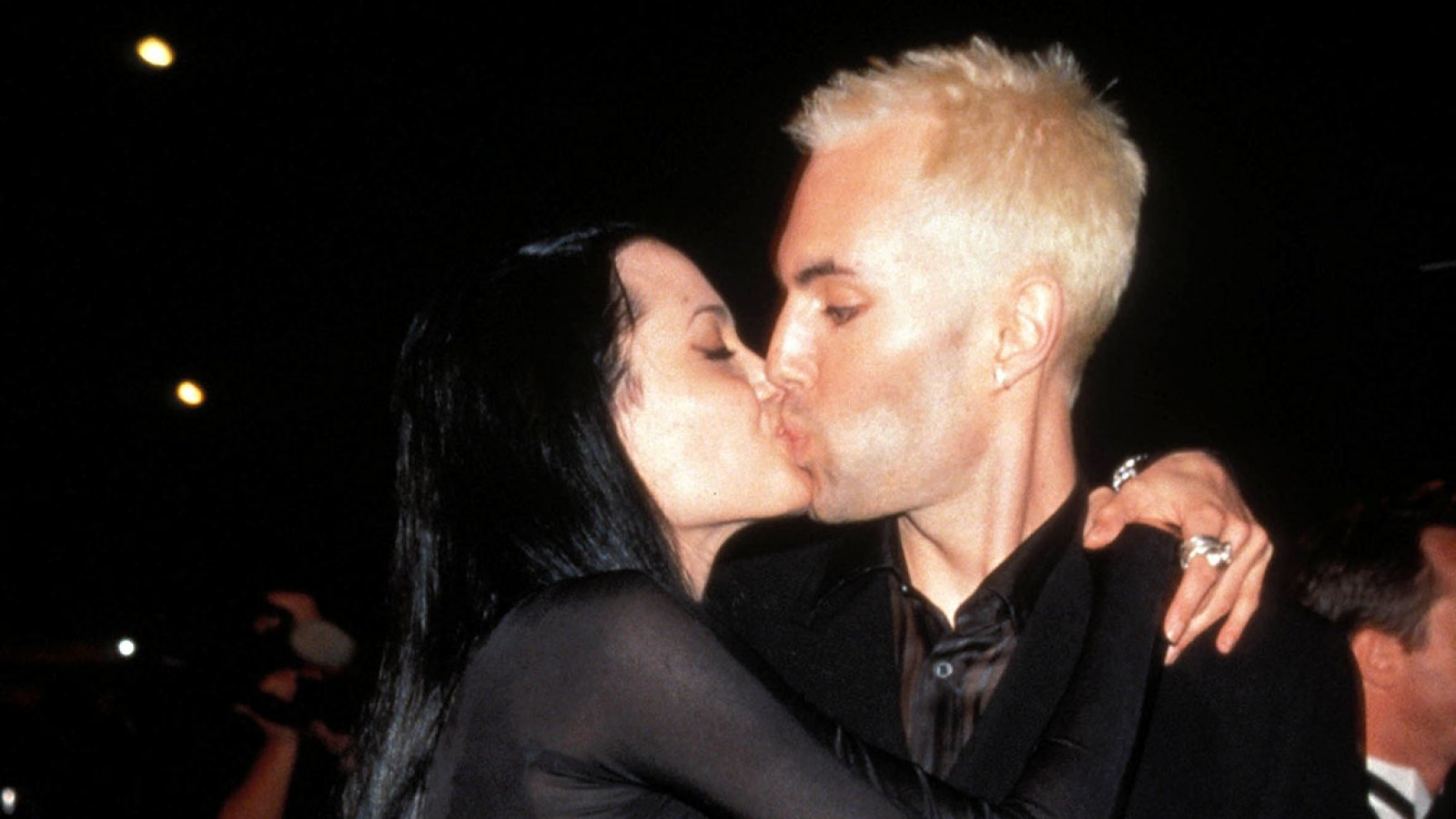 Angelina Jolie S Oscar Kiss With Brother James Haven Turns 20 Images, Photos, Reviews