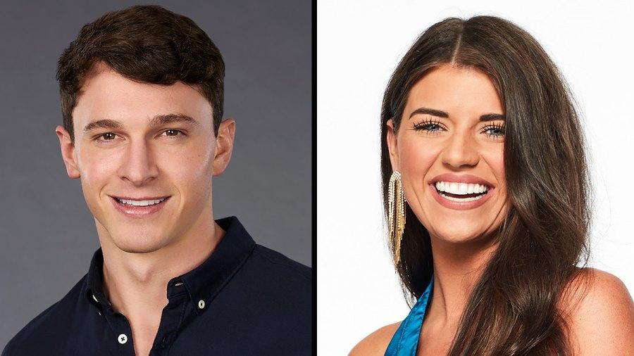 Bachelorette Connor Saeli Sparks Madison Prewett Dating Rumors