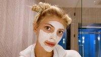 Devon Windsor Face-Mask Instagram