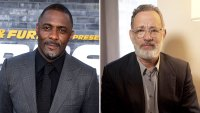 Idris Elba Updates Fans Coronavirus Symptoms Says Tom Hanks Inspired Him