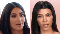 Kim Kardashian Slaps Kourtney Kardashian Across the Face